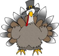 turkey Thanksgiving ClipArt