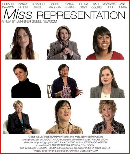 Miss Representation: When will women wise up and rise up?