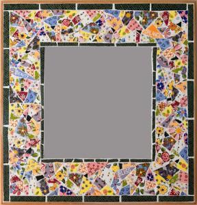 carla's flower mosaic